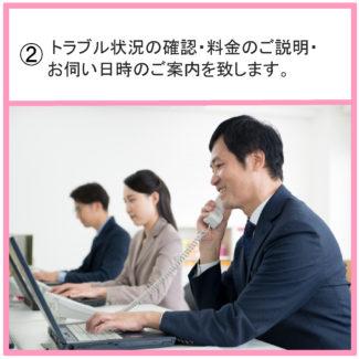 横浜市|電話受付