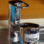 キッチン水栓交換後の画像