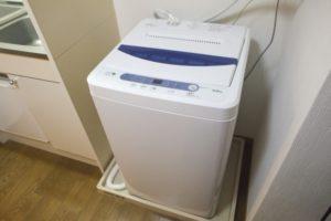 洗濯機・洗濯場の画像